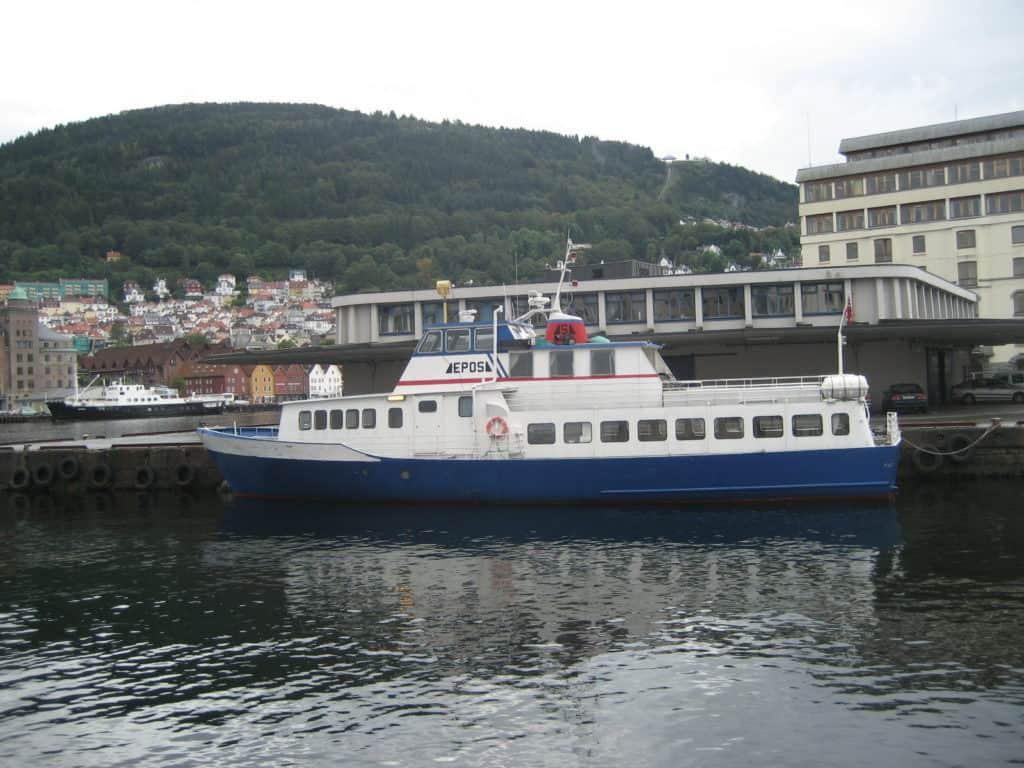 Epos Book Boat, Norway