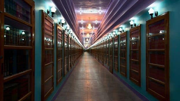 Bhadariya underground library, Rajasthan